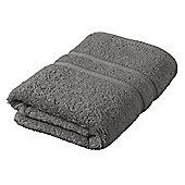 Tesco Face Cloth Grey