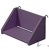 Verona Tollo Clip On Shelf - Lilac