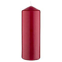 Tesco Basic Red Unfragranced Pillar Candle 150X70