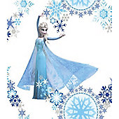 Disney Frozen Girls Bedroom Wallpaper - Snow Queen