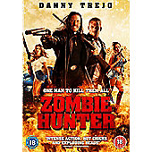 Zombie Hunter DVD