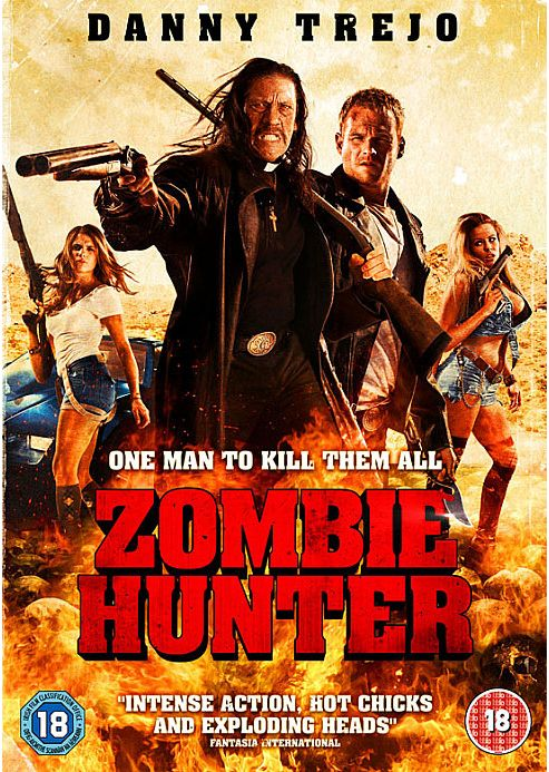 Zombie Hunter (DVD)