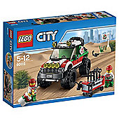 LEGO City 4 X 4 off Roader 60115
