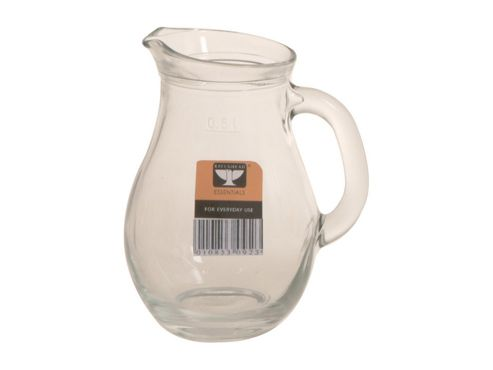 Rayware 0040.802 Glass Jug 0.5Ltr