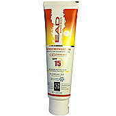 EAD Medium Protection Water Resistant Sunscreen Lotion UVA & UVB SPF 15 120ml