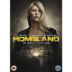 Homeland - Season 5 DVD