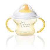 Tommee Tippee Explora Easiflow First Sips Cup 4-7 months Peach