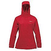 Regatta Ladies Pack It Waterproof Breathable Jacket - Pink