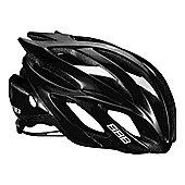 BBB BHE-01 - Falcon Helmet (Black, 52-55cm)
