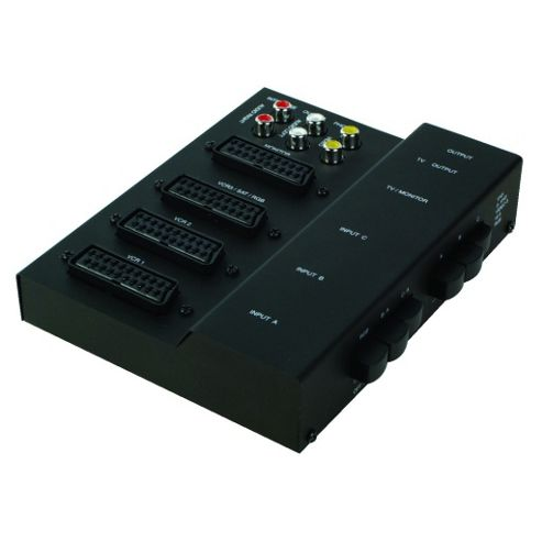 Multi-SCART Switching Unit