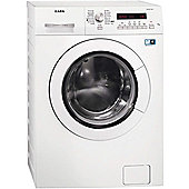 AEG L75670WD White 7kg Wash 4kg Dry Freestanding Washer Dryer