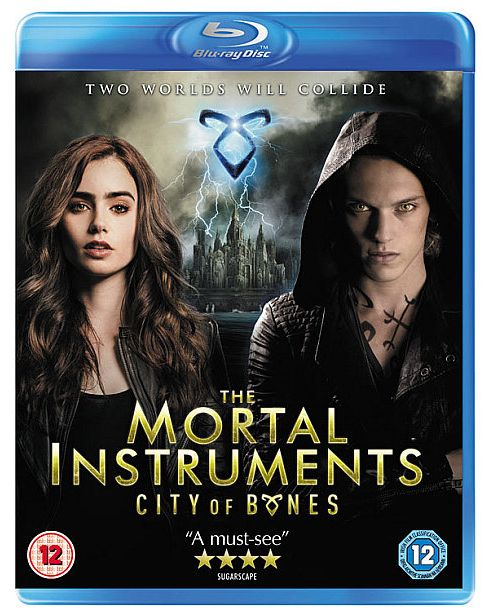 The Mortal Instruments - City Of Bones - Blu-Ray