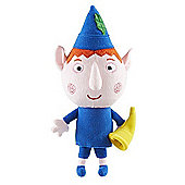 Ben and Holly's Little Kingdom - 18cm Talking Soft Doll Ben