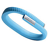 UP by Jawbone Fitness and Sleep Activity Tracking Wristband, Size Large, Blue