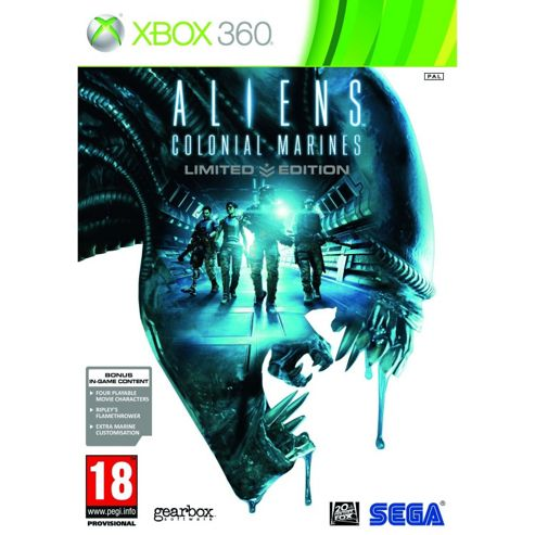 Aliens - Colonial Marines - Limited Edition (Xbox 360)