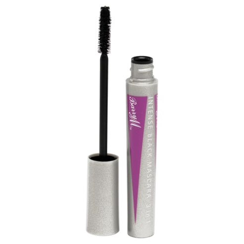 Barry M Mascara - 3 in 1 Black Mascara