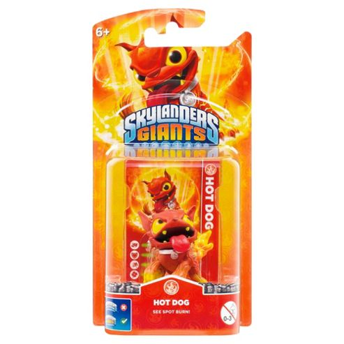 Skylanders Giant - Single Character - Hotdog