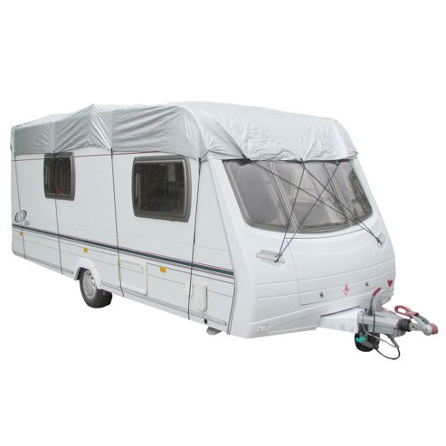 Caravan protective top cover - fits caravans between 6.2M - 6.8M (21' - 23') length