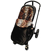 Cuddles Collection Footmuff (Leopard)
