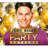 Joey Essex Party Anthems (3CD)
