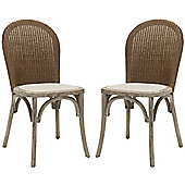 Safavieh Jefferson Side Chair (Set of 2)