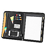 Falcon Simple conference folder with inside organiser section. A4