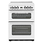 New World NH600TSIDOMWHI, 602mm, White, Gas Cooker