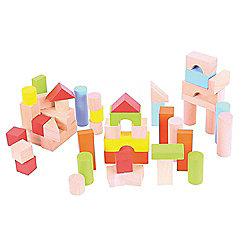 Bigjigs Toys First Drum of Bricks
