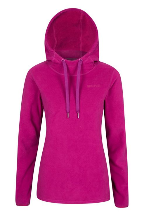 buy mountain warehouse nolana womens fleece hoodie size