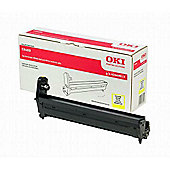 OKI Yellow Image Drum for C8600/C8800 Colour Printers