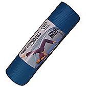 Yoga Mad PilatesMad NBR Pilates Mat Blue