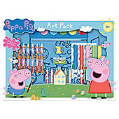 Peppa 33 Piece Art Pack