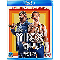 The Nice Guys Blu-ray