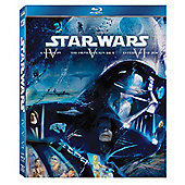 Star Wars - The Original Trilogy  (Blu-Ray Boxset)
