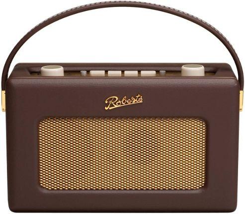 ROBERTS REVIVAL RD60 DAB/FM PORTABLE RADIO (COCOA)