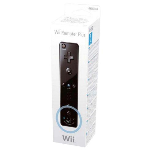 Nintendo Wii Remote Plus Black