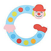 Tatiri TA403 Crazy Clown Wooden Letter C