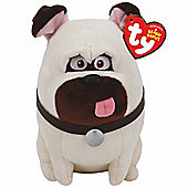 TY Beanie Babies Plush - Secret Life of Pets Movie Soft Toy - Mel