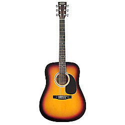 Electro-Acoustic Dreadnought Guitar