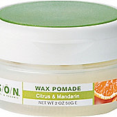 Citrus & Mandarin Gel Wax Pomade