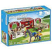 Playmobil Pony Stable
