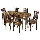 Elements Jaitu 175cm Dining Table