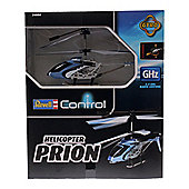 Revell Control RC Helicopter Prion 2.4GHZ 3 Channel
