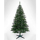 7ft Canadian Pine Green Folding