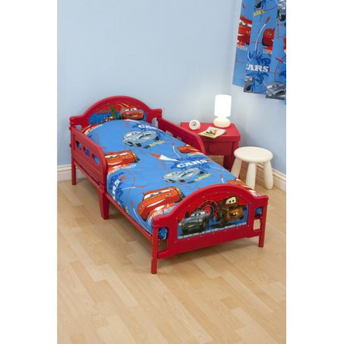 Character World Disney Cars Espionage Toddler Bed