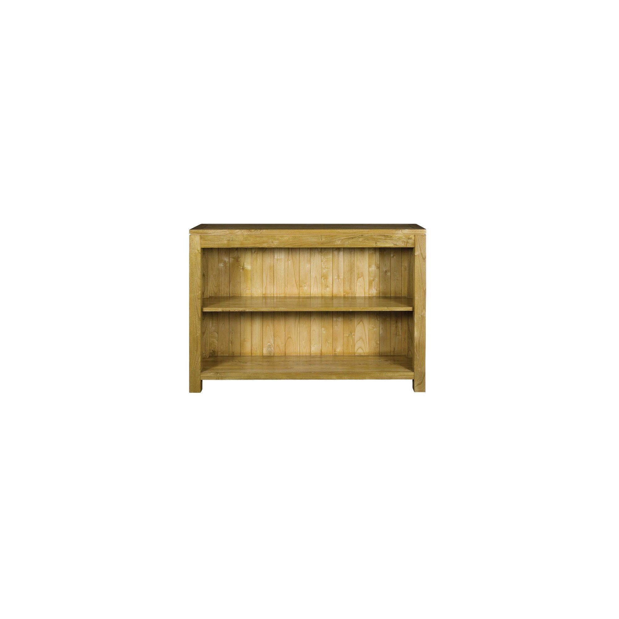 Alterton Furniture Milan Low Bookcase at Tesco Direct