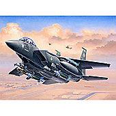 Revell 03972 F-15E Strike Eagle & Bombs 1:144 Aircraft Model Kit