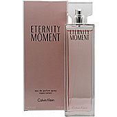 Calvin Klein Eternity Moment Eau de Parfum (EDP) 100ml Spray For Women