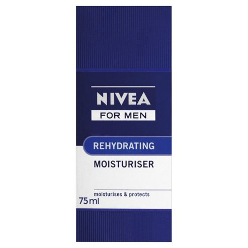 Nivea For Men Rehydrating Moisturiser 75ML