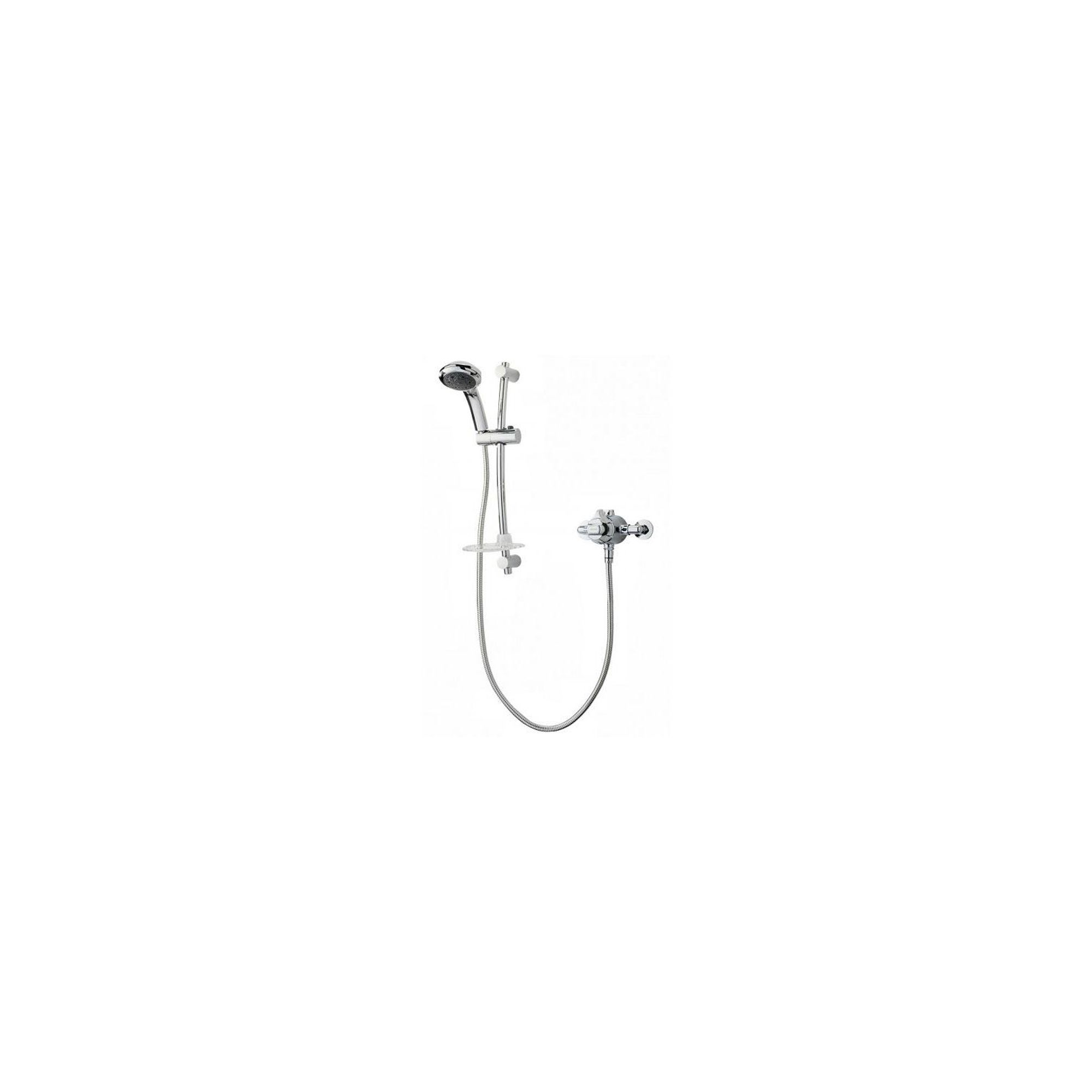 Triton Dart Exposed/Built-In Thermostatic Mixer at Tescos Direct